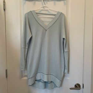 Anthropologie Saturday Sunday Matin V-neck Tunic